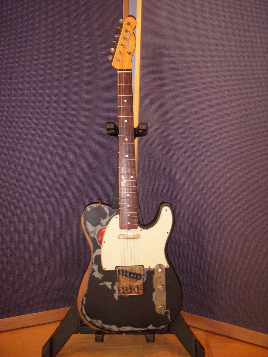 fender-tele-_joe-strummer_-custom-front