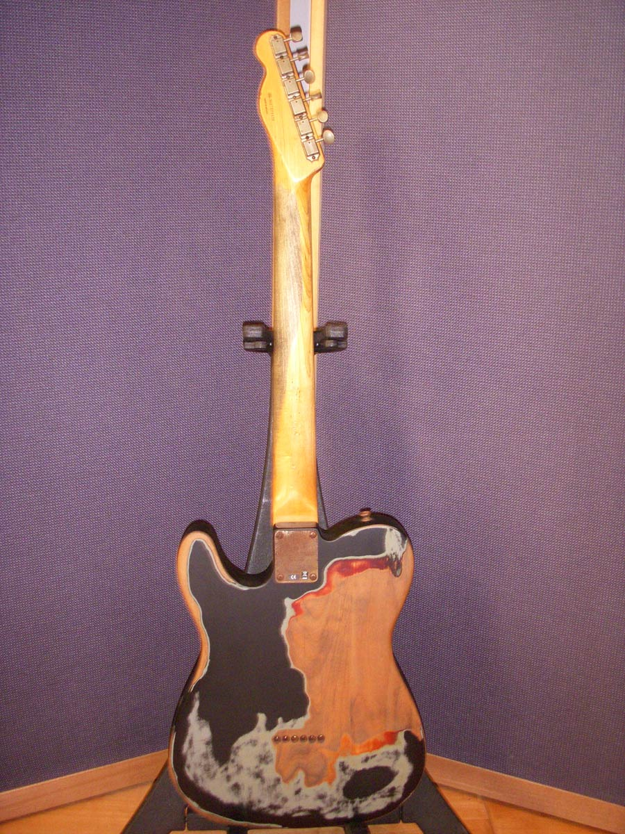 fender-tele-_joe-strummer_-custom-rear